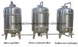 Chaîne de production de l'eau de pleine bouteille pour la petite usine de l'eau de mise en bouteilles
