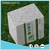 Aislamiento sano de los materiales de nueva construcción y los paneles de pared aislados metal