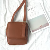 Mini sac en cuir d'unité centrale de type de femmes de Crossbody de mode simple populaire de sac