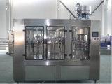 Riga di coperchiamento e di contrassegno di riempimento macchina di imbottigliamento del vino/macchina di coperchiamento di riempimento automatica di lavaggio delle bottiglie