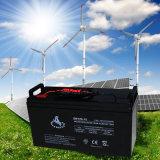 bateria solar acidificada ao chumbo recarregável de 12V 120ah VRLA com Ce