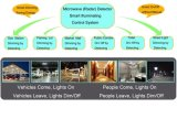 Doppler-Radar-drahtloser Baugruppen-Bewegungs-Fühler der Mikrowellen-Hw-N9