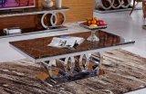 대리석 상단 906#를 가진 현대 커피용 탁자