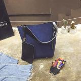 2017 продавая поставщиков Sy8134 Китая сумок PU высокого качества мешка плеча сплошного цвета кожаный