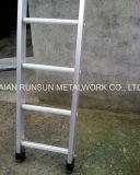 Прямой трап стали/алюминиевых ремонтины шага для Ringlock