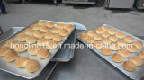 Horno rotatorio del estante del uso económico del pan