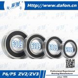 Шаровой подшипник 6309 паза Aircompressor водяной помпы электрического двигателя глубокий 6209 6009 6909 2RS 2rz Zz DDU