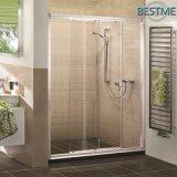 Экран ливня раздвижной двери ванной комнаты нержавеющей стали (BL-F3021)