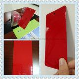 Rivestimento rosso decorativo esterno della polvere di alta lucentezza