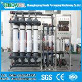 Máquina pura higiênica do equipamento do tratamento da água do SUS
