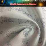 服のための転送の印刷を用いるポリエステルDull&Twistのサテン
