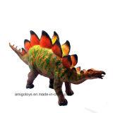 楽しみおよび装飾のための40cmのプラスチックPVC恐竜