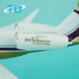 Jetsolution G650 30cm 플라스틱 항공기 1/100의 편평한 모형