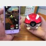 2016 Pokemon chaud neuf vont le côté 10000mAh de pouvoir de Pokeball de jeu