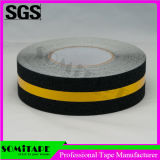 Somitape Sh904 Industrial Grade Black Custom Caution Tape for Safety