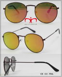 Lunettes de soleil en métal de mode pour les dames (WSM604580)
