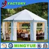 高品質白いPVC見本市党結婚式のテント