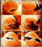 Bâti pelucheux de chat de picovolte
