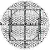 '' круглый пластичный складной столик 60 (CGT1613)