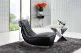 Cadeira de couro do lazer, cadeira do meios audiovisuais da cadeira da sala de estar