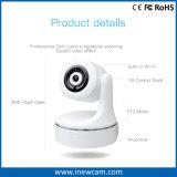 Mini macchina fotografica astuta del IP PTZ di WiFi di obbligazione domestica 720p