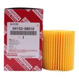 Filtro de petróleo do cartucho da alta qualidade auto para 04152-38010