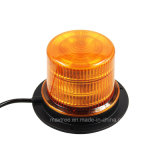 360 Grad Minileuchtfeuer-bernsteinfarbige warnende Röhrenblitz-Licht-