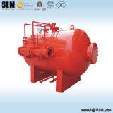 消火活動システムのための泡圧力タンク