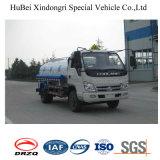 트럭을 뿌리는 8ton 8cbm Dongfeng 유로 4 물 탱크
