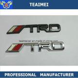 아BS 크롬 도금 로고와 이름 차 기장 자동 상징 스티커