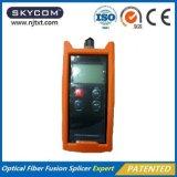 Tester di potere ottico del laser della fibra 850/1300/1310/1490/1550/1625nm (T-OP300T/C)