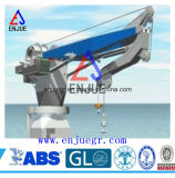 Port Hydraulic Knuckle Telescope Boom Marine Crane