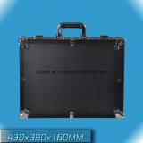 Toolbox van het Aluminium van de Prijs van de fabriek het Professionele Geval van de Vlucht met het Tussenvoegsel van het Schuim (keLi-hulpmiddel-5102)