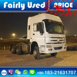 Loading Right Hand Drive Sinotruck HOWO Tractor Head Truck