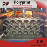 Пластичная прессформа наклона машины Thermoforming с штабелировать