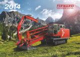 машина 44t высокая эффективная Trenchless горизонтальная дирекционная Drilling с двигателем дизеля Weichai-Steyr
