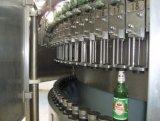 Monobloc 세척 채우는 캡핑 기계/물 병 채우게3 에서 1