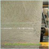 Untrimmed vidrio de fibra tajado sola fibra de vidrio de la estera del hilo 450GSM