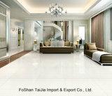 Voll polierte glasig-glänzende 600X600mm Porzellan-Fußboden-Fliese (TJ64017)