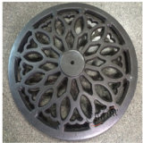 OEM Service Iron Casting Beach Umbrella Base