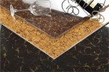 60X60安く黄色いPulatiによって磨かれる磁器の倍のローディングの床タイルデザイン価格