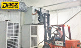 Fábrica de Drez que refrigera o condicionador de ar Ar-Canalizado provisório da barraca 25HP