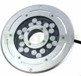 Indicatore luminoso subacqueo del diametro 290mm 24PCS 3W Ledw (6R+6G+6B+6W) LED