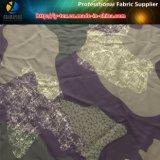Ткань полиэфира печатание джунглей обыкновенная толком сплетенная для рубашки