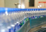 Пластичная бутылка все еще мочит машину завалки воды машины/флейвора завалки