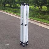 3X3 M plegable mirador al aire libre con la pierna cubierta