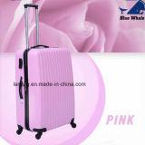 Caso Carrito para equipaje de viaje Hardside mayor de la manera del viaje del equipaje de ABS + PC