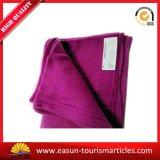 ファースト・クラス50%ポリエステル50%アクリルの編まれた毛布