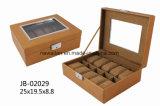 Contenitore di vigilanza al minuto & all'ingrosso del contenitore di imballaggio del regalo dell'unità di elaborazione del cuoio