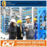 Cadena de producción de la tarjeta de yeso de la alta calidad/tarjeta del techo del yeso que hace la máquina